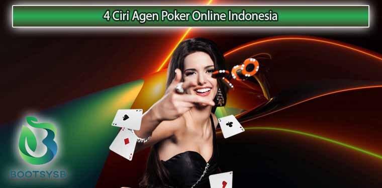 Ciri-Agen-Poker-Online-Uang-Asli-Indonesia